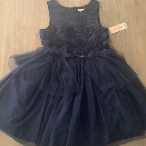 Nanette Laporte Navy Dress